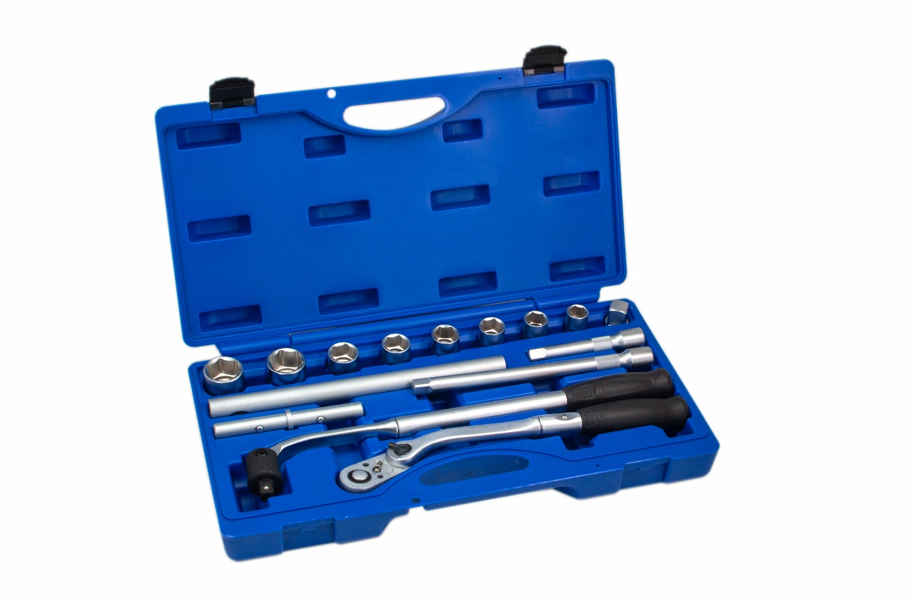 Protected: 17PC Ratchet Strong Rapid Socket Set