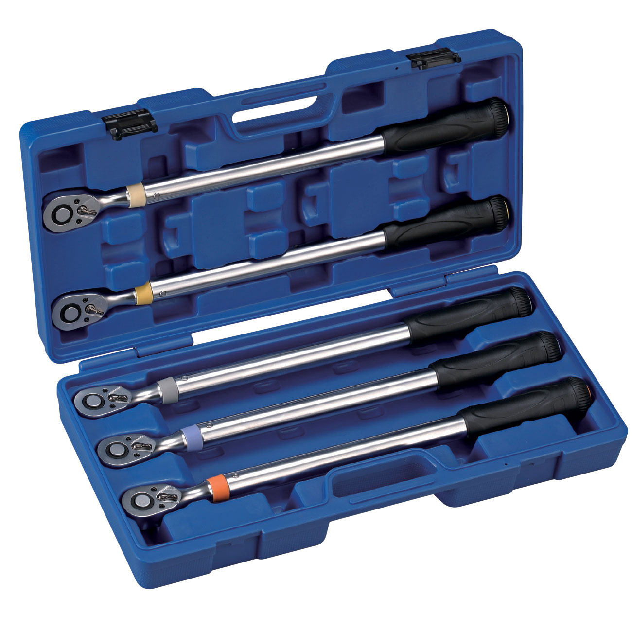 5PC 1/2″ Preset Torque Wrench Set